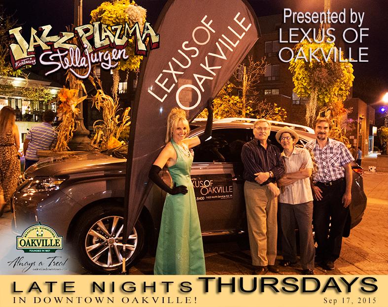 Jazz-Plazma-Stella-Jurgen-Oakville-Sep17-2015-Lexus-of-Oakville-web