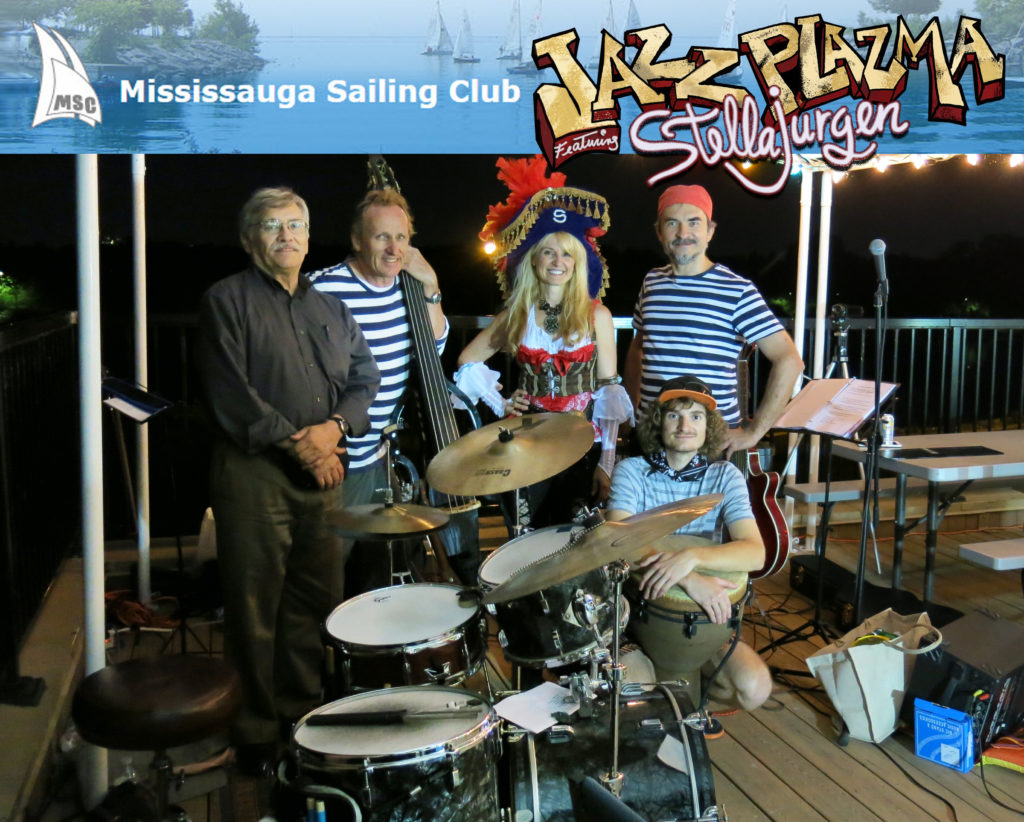 Jazz Plazma-featuring-Stella Jurgen-Mississauga Sailing Club-2
