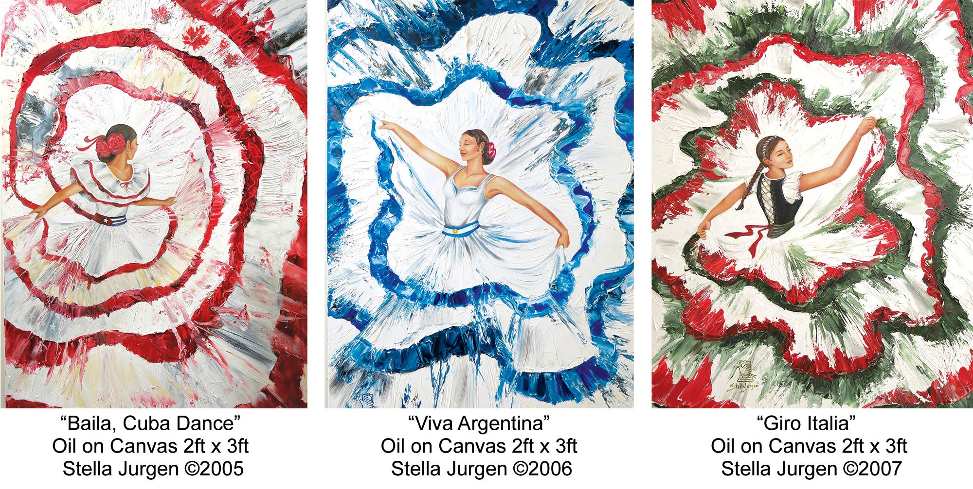 Stella-Jurgen-3-dancers-oilcanvas
