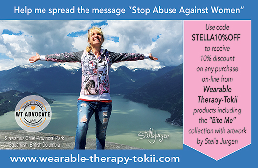 Stella-Jurgen-Bite-Me-Wearable-Therapy-Tokii-Hoddie-Squamish-web