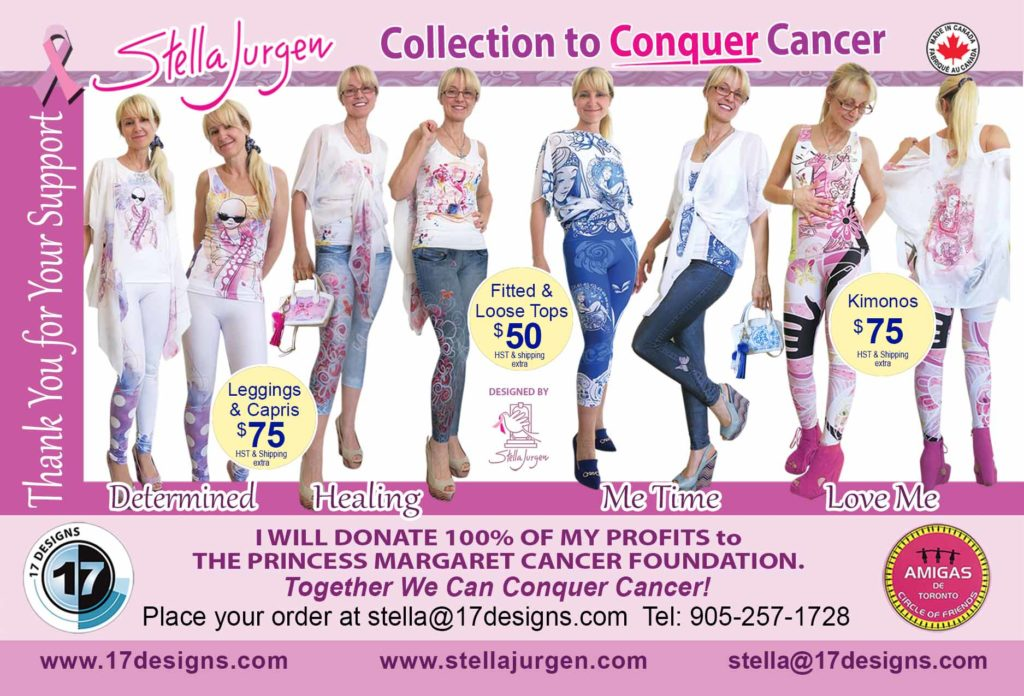 Stella Jurgen-Breast Cancer Collection prices