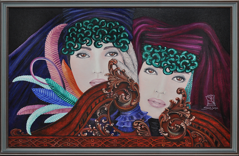 Stella-Jurgen-Gemini-Oil-on-Canvas-web