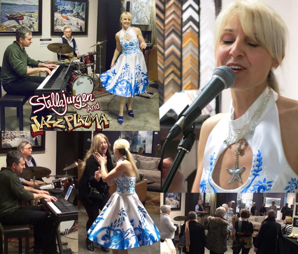 Stella Jurgen-Jazz Plazma-Artworld-Arts-on-the-Credit-Art-Bites