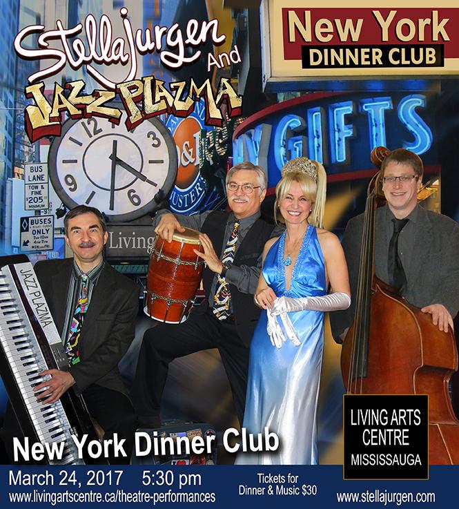 Stella-Jurgen-Jazz-Plazma-Living-Arts-Centre-New-York-Dinner-Club