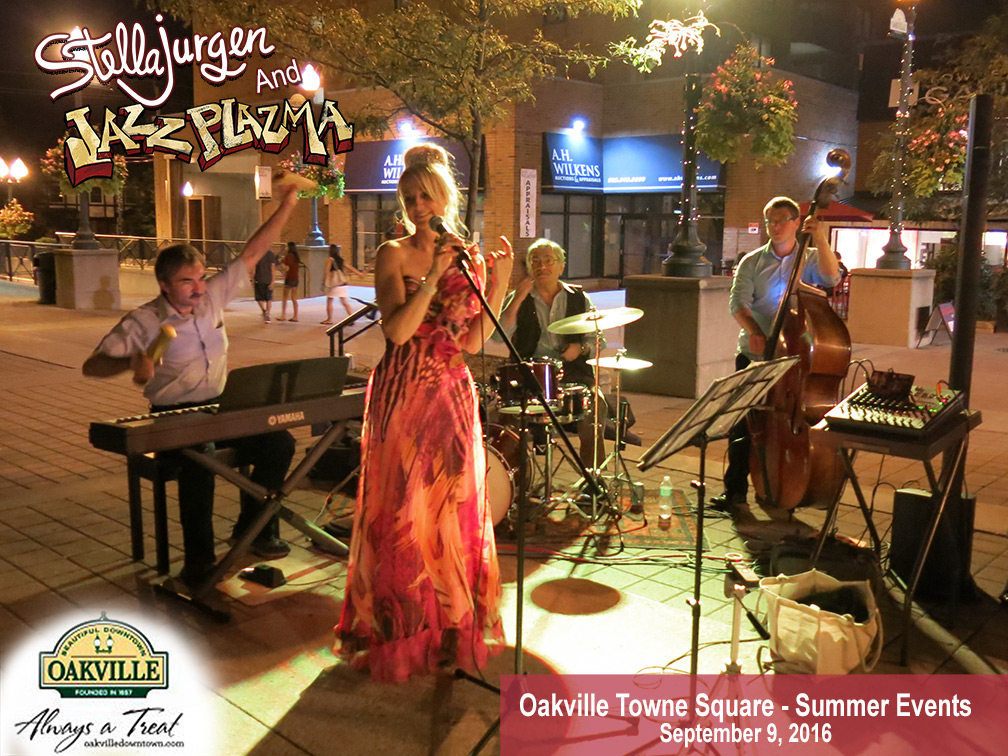 Stella-Jurgen-Jazz-Plazma-Oakville-Towne-Square-Sep-9-2016-web