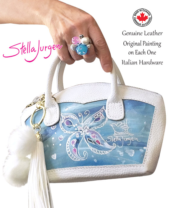 Stella-Jurgen-Leather-Purse-Silver-Beauty-simple
