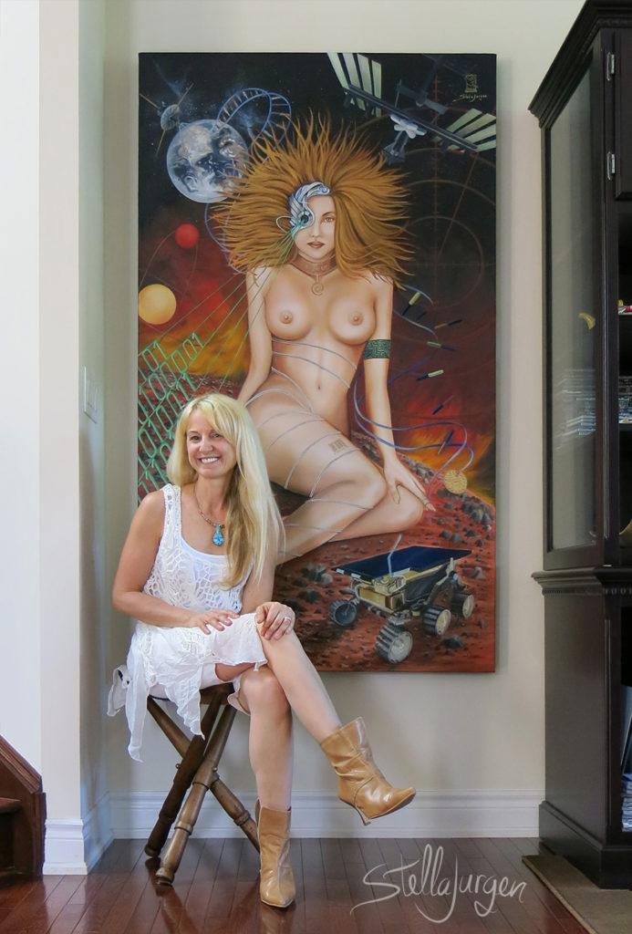 Stella Jurgen-Millennia 4ftx6ft
