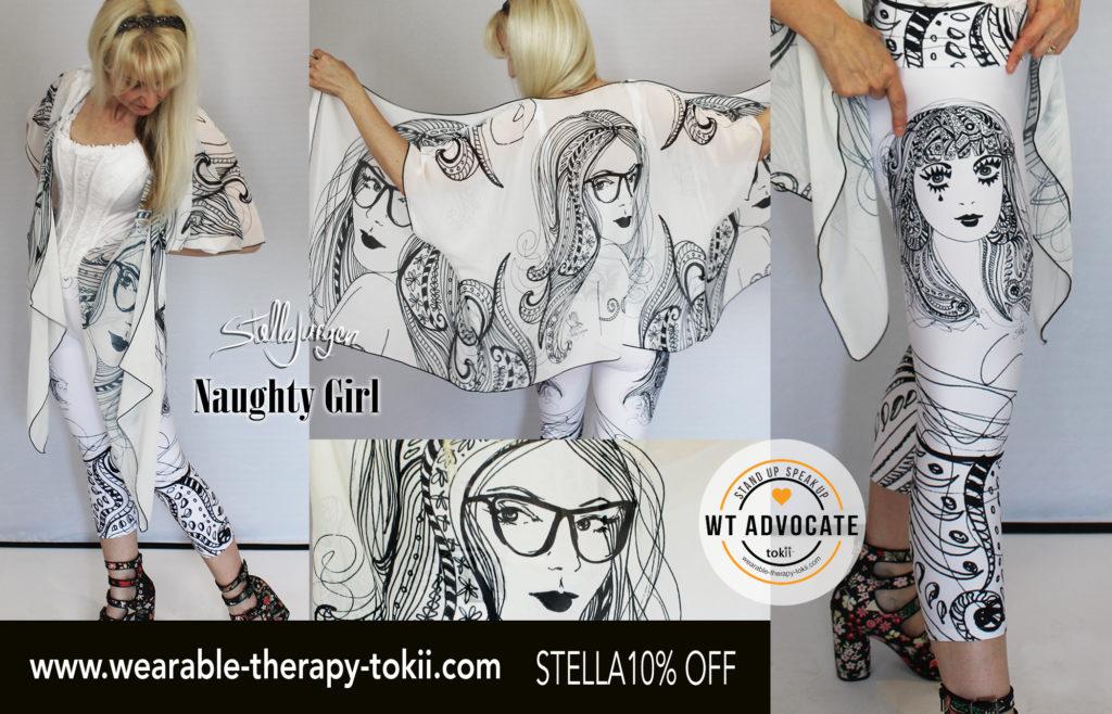 Stella Jurgen-Naughty Gilr-Wearable Therapy-Tokii-LGBTQ