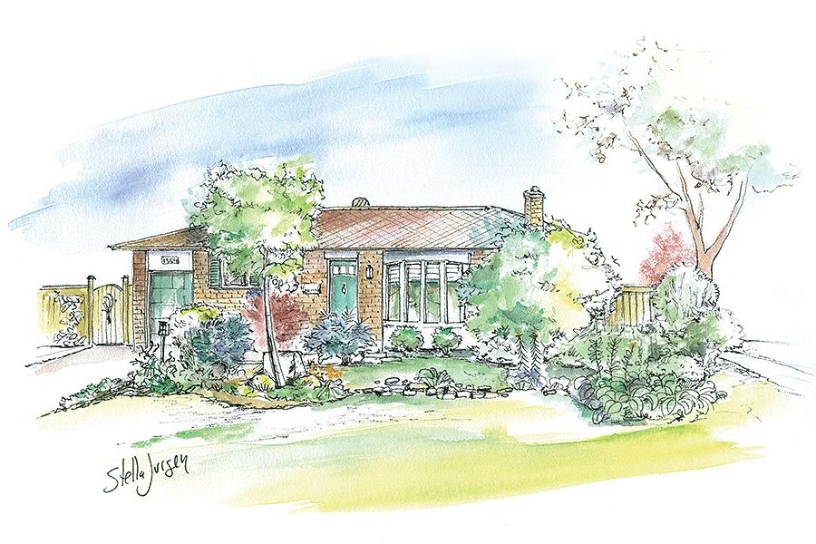Stella-Jurgen-Oakville-Canada-House