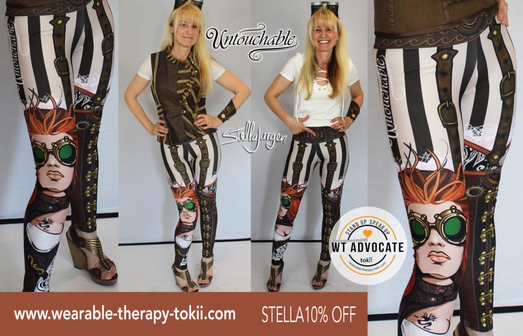 Stella Jurgen-Untouchable-Wearable Therapy-Tokii