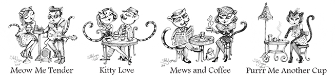 The-Cats-Meow-Illustration-Collection-Stella-Jurgen-web
