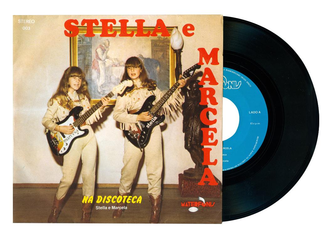 Na Discoteca, Stella e Marcela