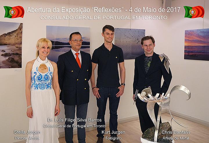 Portuguese Consulate, Kurt Jurgen photography, Stella Jurgen artist