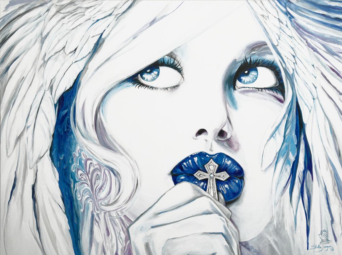 Stella Jurgen, Kissed by God
