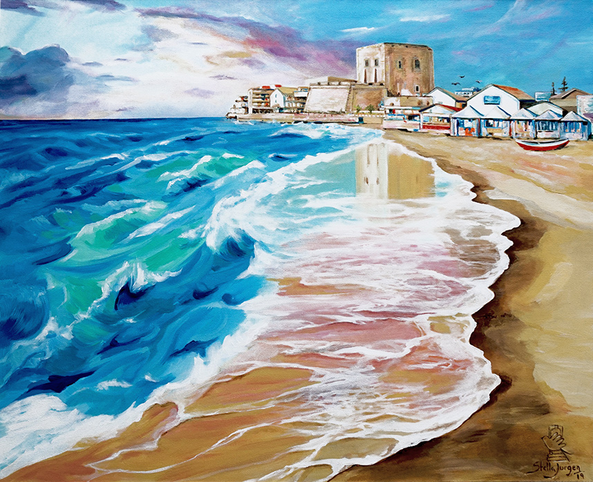 Pozzalo Beach, Italian beach, Spiaggia di Pozzallo