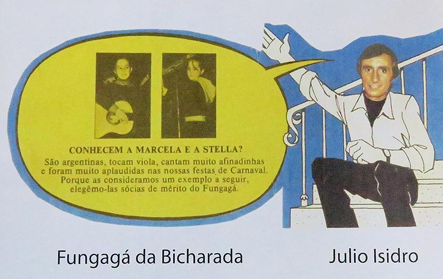 Stella Marcela Fungaga da Bicharada