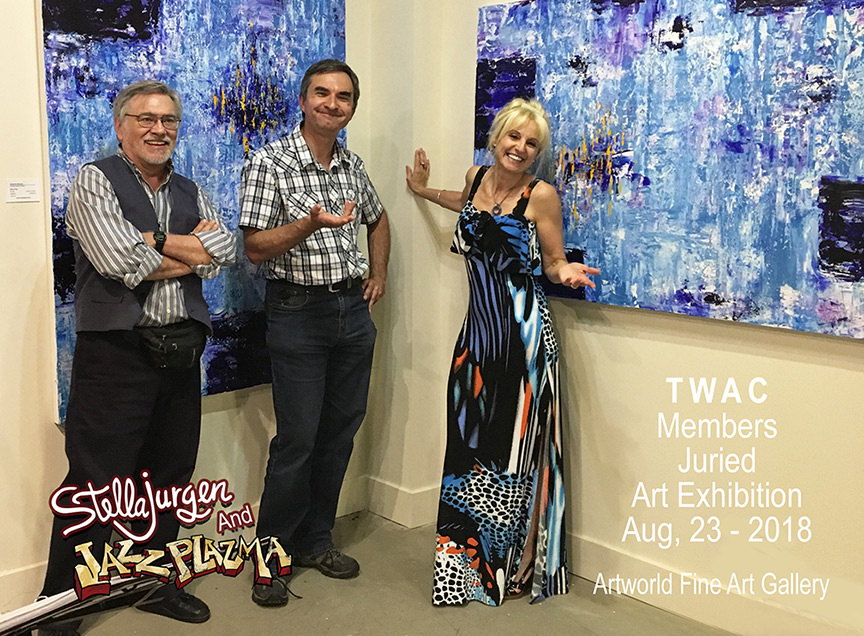 TWAC Members Art Opening Reception - Artworld Fine Art Gallery